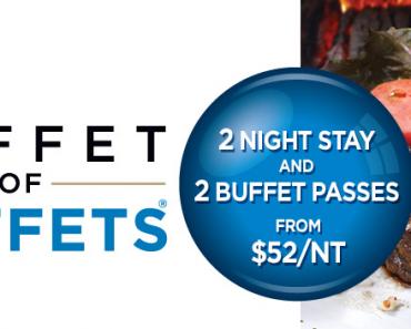 Las Vegas Buffet of Buffets pass
