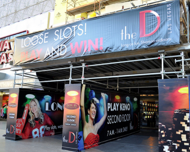 The D Freemont Street Las Vegas