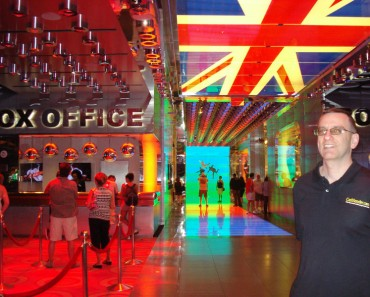 LOVE Beatles Cirque Show Las Vegas