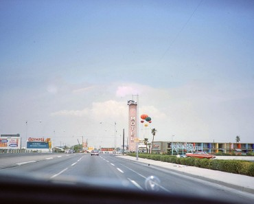 The Strip with the Flamingo circa 1962. How times have changed!