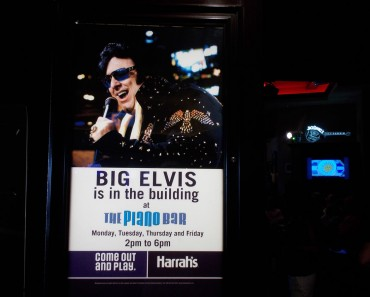 Big Elvis Las Vegas at Harrah's