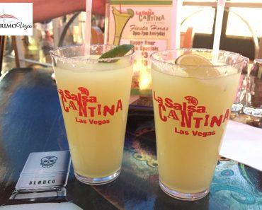 La Salsa Cantina Las Vegas offers $3.50 Margaritas
